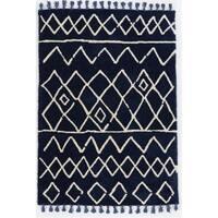 Bali Zag Blue Ivory - 8' x10'