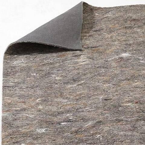 Underlay - Double Sided Rug Pad Grey & Multi - 8'