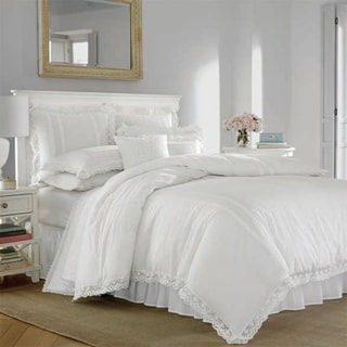 Link to Laura Ashley Annabella Comforter Set Similar Items in Comforter Sets