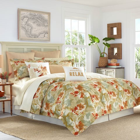 Tommy Bahama Loredo Gardens Comforter Set