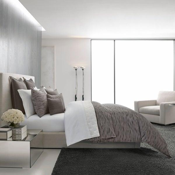 Shop Vera Wang Burnished Quartz Comforter Set Free