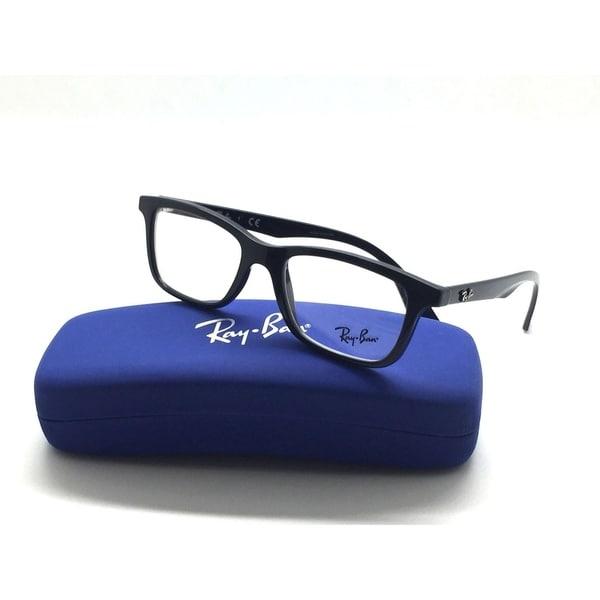 f7a844eca8 Ray-Ban Kids Shiny Black Plastic Tween RY 1562 3542 Junior Eyeglasses 46mm