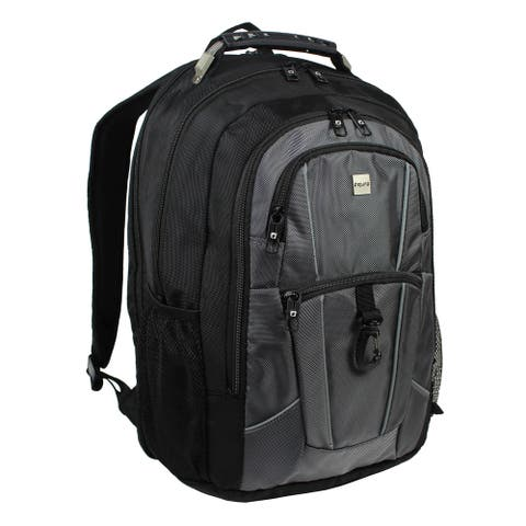 The Explorer 19-Inch Checkpoint-Friendly Smart 15.6-inch Laptop and Tablet Backpack