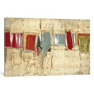 "iCanvas ""Color Steps"" by Sarah West"