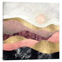 "iCanvas ""Blush Sun"" by SpaceFrog Designs"