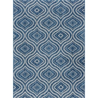 Alise Rugs Colonnade Contemporary Geometric Scatter Mat Rug - 2' x 3'