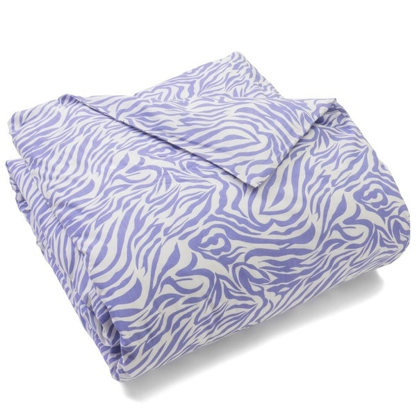 Sia Purple Duvet Cover. Opens flyout.