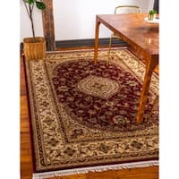 Unique Loom Traditional Seville Area Rug - 6' 7 x 9' 10
