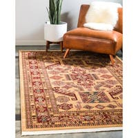 Unique Loom Narseh Sahand Area Rug - 2' 2 X 3'
