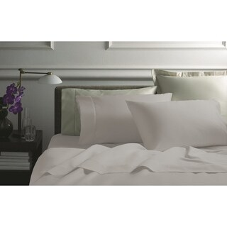1000 Thread Count Egyptian Cotton Sheet Set Double/Full Grey