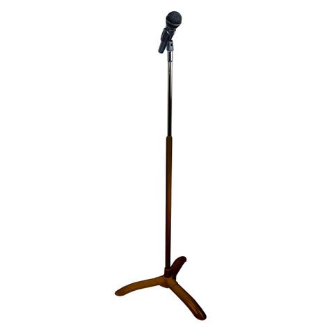 Manhasset Mic Stand Chorale Brown