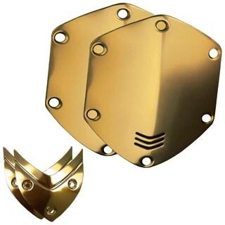V-MODA Over-Ear Custom Aluminum Shield Kit - Gold - N/A