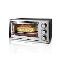 Oster Digital Convection Countertop Toaster Oven Stainless Steel
