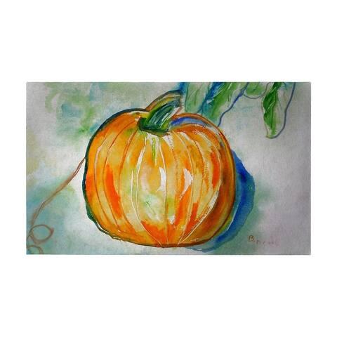 Pumpkin Door Mat 30x50