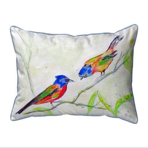 Betsy's Buntings Large Indoor/Outdoor Pillow 16x20