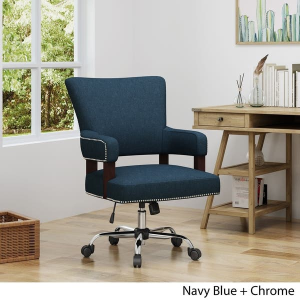 Shop Bonaparte Traditional Home Office Chair by Christopher ...