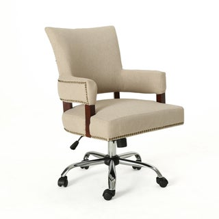 Christopher Knight Home Bonaparte Traditional Home Office Chair
