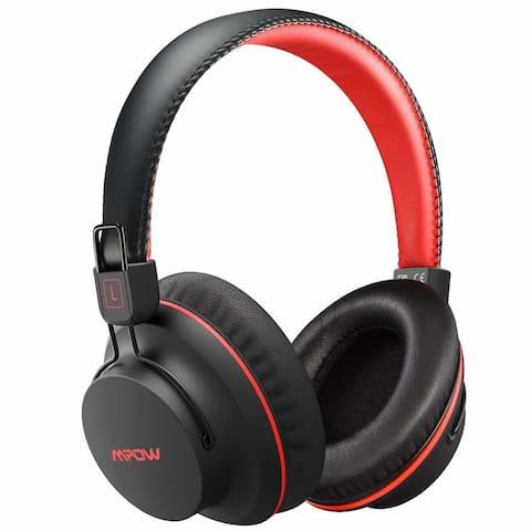 Mpow Bluetooth Headset , Comfortable Hi-Fi Stereo Wireless Headphones