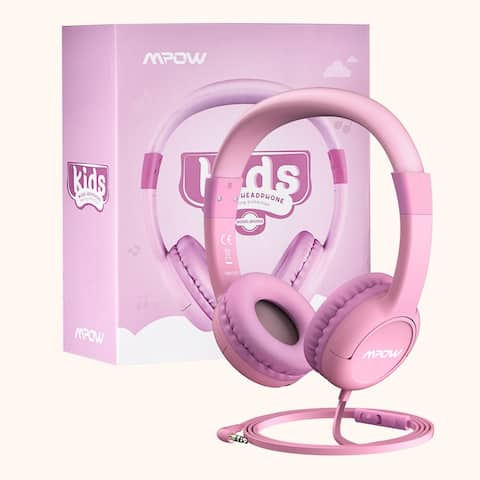 Mpow Kids Headphone ,Music Sharing Function ,Safe Food Grade Material