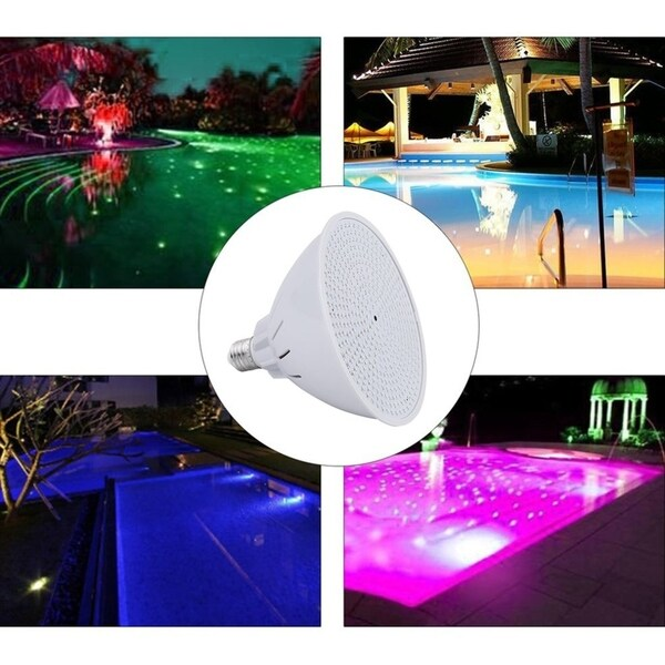 120v 35w Bright Wireless Color Changing Swimming Pool Led Light