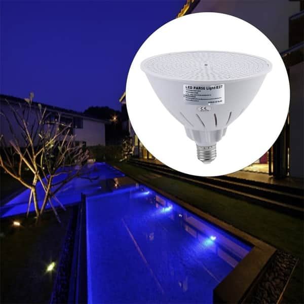 Shop 120V 35W Bright Wireless Color Changing Swimming Pool ...