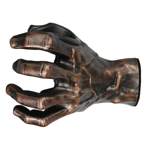 GuitarGrip Male Antique Grip, Left-Handed, Copper - N/A