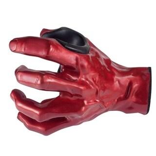 GuitarGrip Male Standard Grip, Left-Handed, Red Metallic - N/A