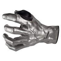 GuitarGrip Male Standard Grip, Left-Handed, Silver Metallic