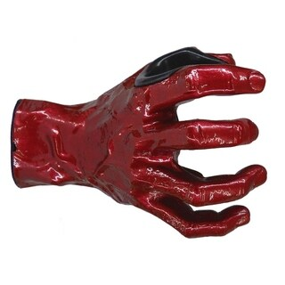 GuitarGrip Male Standard Grip, Right-Handed, Red Metallic - N/A
