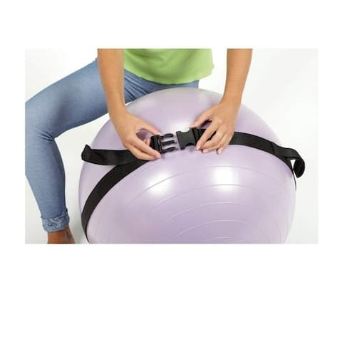 Exercise Ball Carry Strap