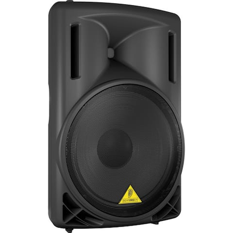 """Behringer B215D Active 550-Watt 2-Way PA Speaker System w/ 15"""" Woofer and Compression Driver"""
