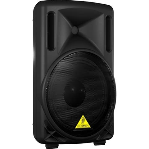 """Behringer B210D Active 220-Watt 2-Way PA Speaker System w/ 10"""" Woofer and Compression Driver"""
