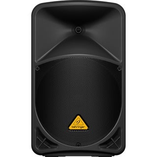 "Behringer B112MP3 Active 2-Way 12"" PA Speaker System w/MP3 Player, Wireless Option and Integrated Mixer"