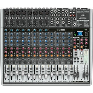 BehringerXenyx X2222USB Mixer with USB and Effects