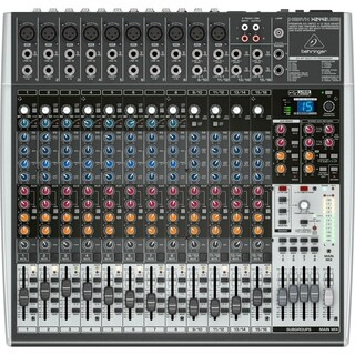 BehringerXenyx X2442USB Mixer with USB and Effects