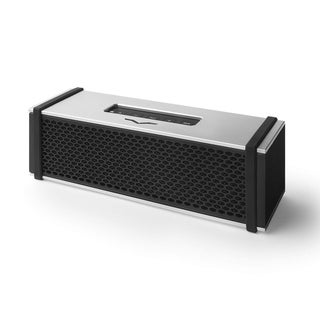 V-MODA REMIX Bluetooth Hi-Fi Mobile Speaker - Silver