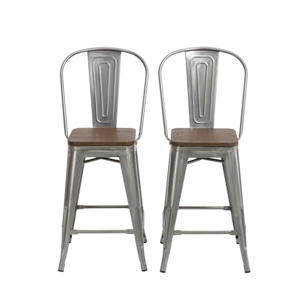 Amazing Buy Set Of 2 Counter Bar Stools Online At Overstock Our Bralicious Painted Fabric Chair Ideas Braliciousco