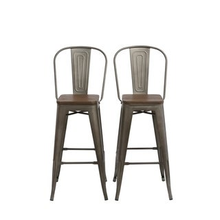 Fantastic Buy Set Of 2 Counter Bar Stools Online At Overstock Our Alphanode Cool Chair Designs And Ideas Alphanodeonline