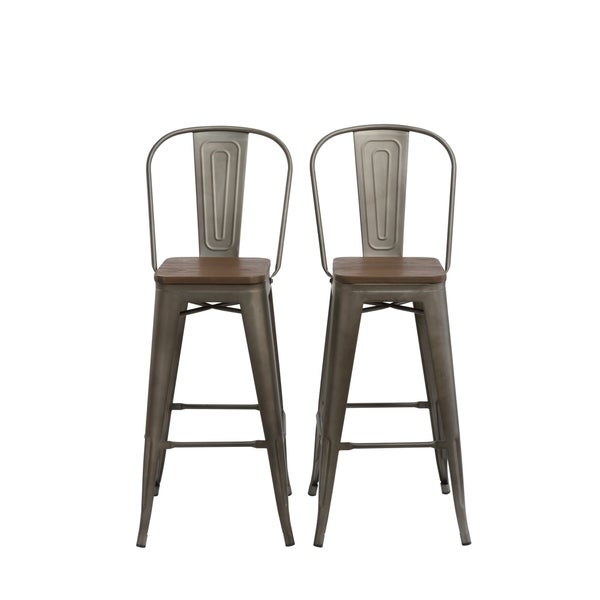 Fine Buy Set Of 2 Counter Bar Stools Online At Overstock Our Bralicious Painted Fabric Chair Ideas Braliciousco