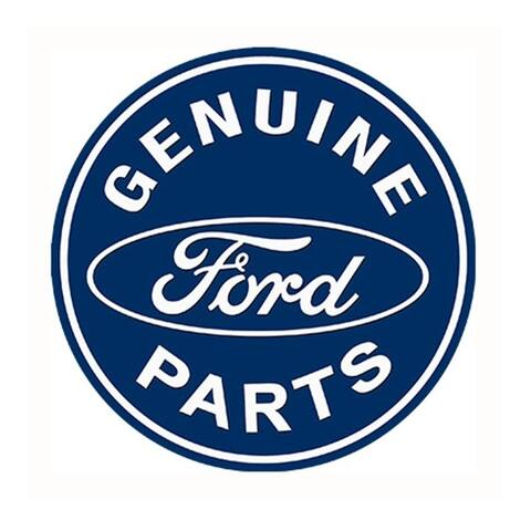 Ford Thermoplastic Indoor LED Illuminated Sign