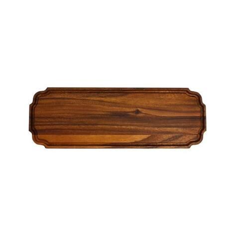 222 Fifth Scranton Long Rectangle Wood Cutting Board
