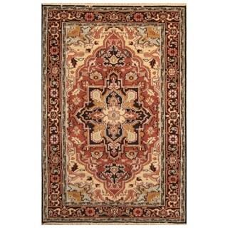 Handmade Serapi Wool Rug (India) - 3' x 5'