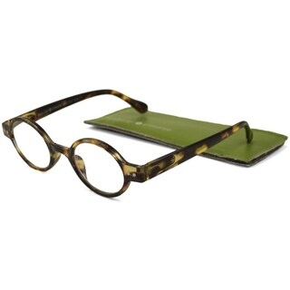Gabriel + Simone Remi Shiny Tortoise Unisex Reading Glasses
