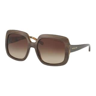42a8591e65 Michael Kors MK2036 Harbor Mist Women Sunglasses - Brown