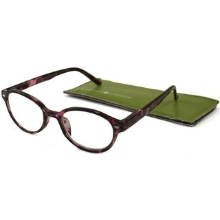 Gabriel + Simone Nanette Purple Tortoise Women Reading Glasses