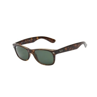 Ray-Ban RB2132 New Wayfarer Men Sunglasses - Tortoise