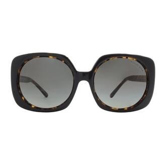 b8df8d5ae491 Michael Kors MK2050 Ula Women Sunglasses - black tortoise   grey