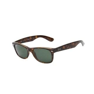 Ray-Ban RB2132 New Wayfarer Men Sunglasses - Tortoise