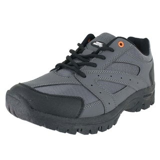 True North Taos Mens Shoes Gray and Black