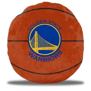 NBA 139 Warriors Cloud Pillow